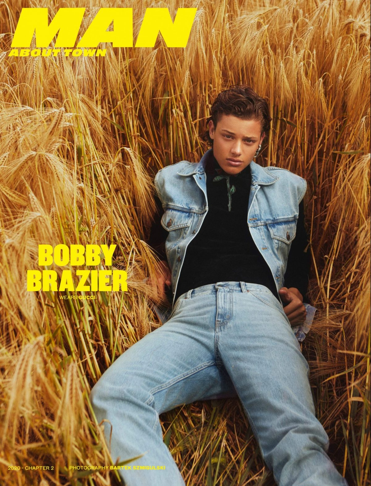 bobby brazier man about town cover