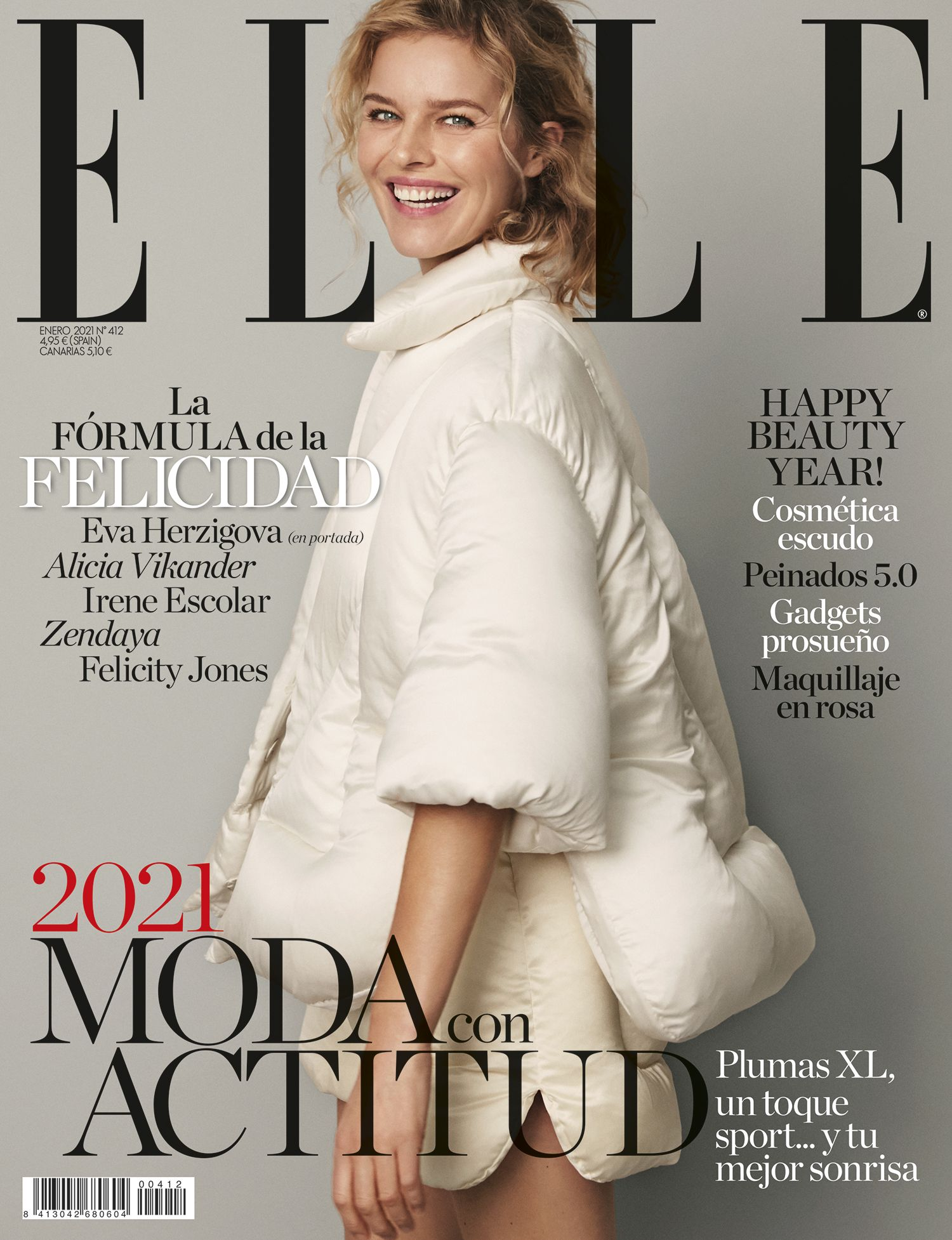 eva herzogiva for elle spain by rafa gallar